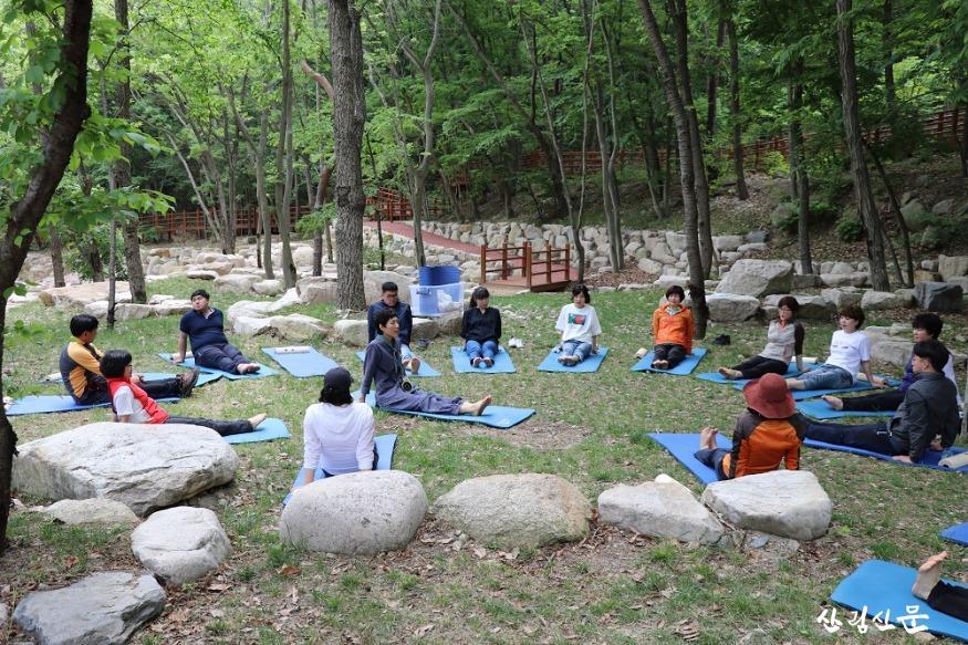 (사진1)대운산치유의숲 프로그램 운영사진.JPG