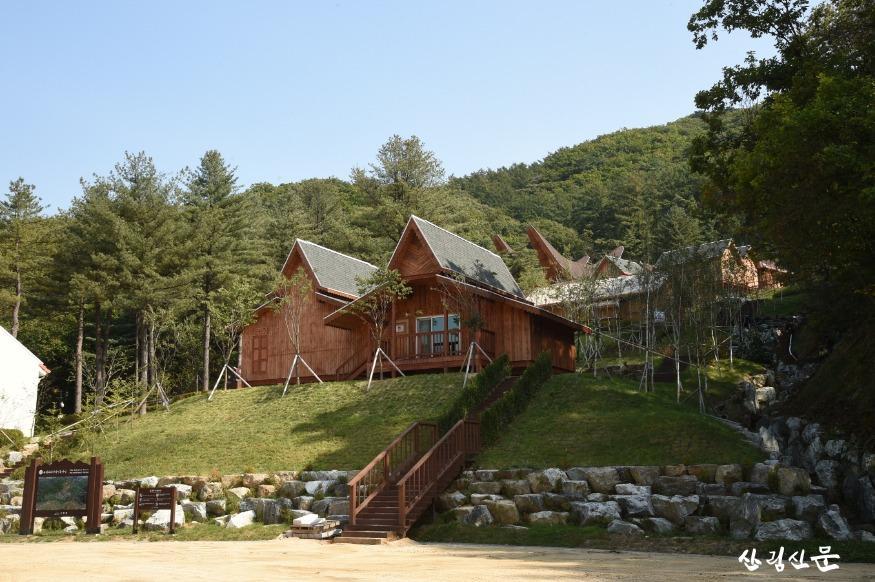(사진1) 경기도 양주에 있는 국립아세안자연휴양림 전경입니다..JPG