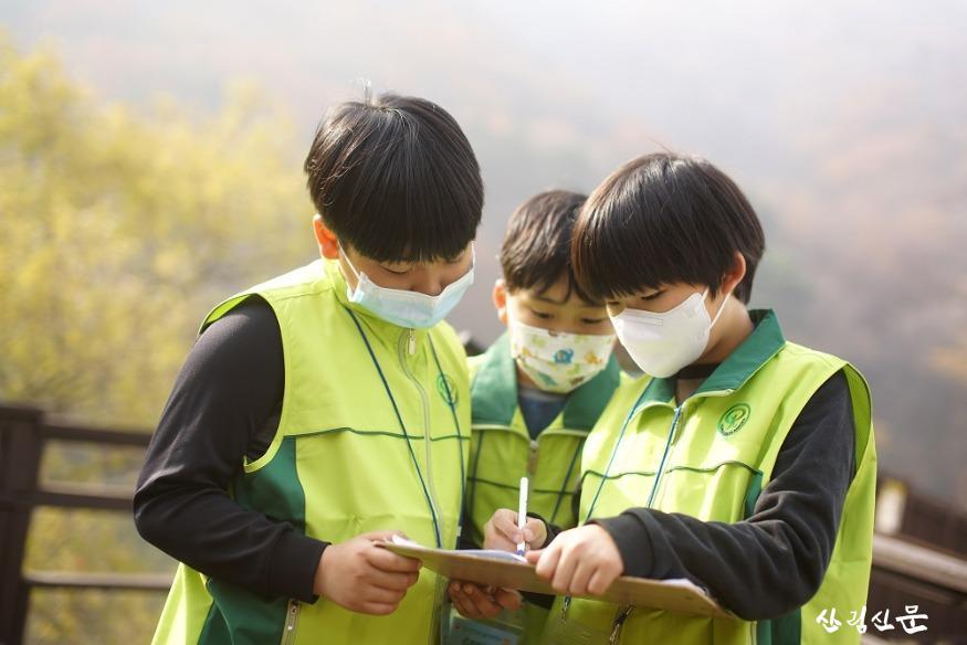 사진1_어린이 숲지킴이, 푸른 숲에서 만나요.JPG