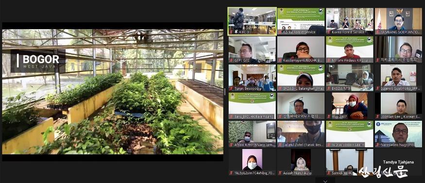 사진2_ 한-인니 산림협력센터 10주년 기념식.jpg