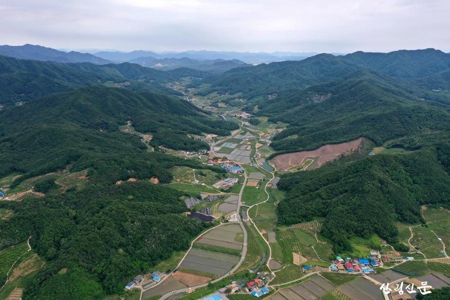 사진1_2022년 선도 산림경영단지 충북 음성.JPG